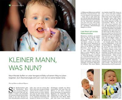 Kleiner Mann, was nun? -- Beitragsbild NK Magazin kerngesund