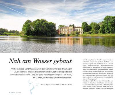 Nah am Wasser gebaut - Beitragdbild NK Magazin zuhause